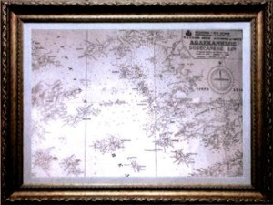 Dodekanisos_Historical_Nautical_Chart_Issued_1946