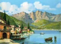 MA_12-seascapes_Paesaggio-Sul-Lago-D'iseo
