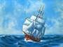 MA_13-seascapes_Mari-del-Nord-(veliero-in-navigazione)