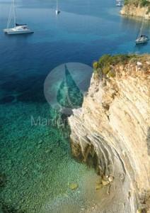Kastos-Mikri-Vali-Ionian-Islands-Posters-Collection-Sailing-Greece