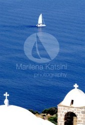 Milos-Plaka-Cyclades-Islands-Posters-Collection-Sailing-Greece-1