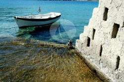 Simi-Ag. Aimilianos-Dodecanese-Islands-Posters-Collection-Sailing-Greece
