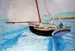 Agnes-Boat-Watercolor-Painting